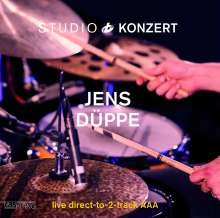 Jens Düppe (geb. 1974): Studio Konzert (180g) (Limited-Handnumbered-Edition), LP