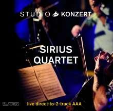 Sirius Quartet: Studio Konzert (180g) (Limited-Handnumbered-Edition), LP