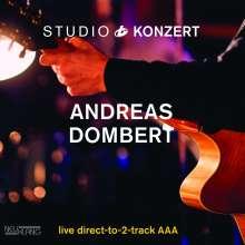 Andreas Dombert: Studio Konzert (180g) (Limited Handnumbered Edition), LP
