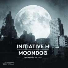 Initiative H: Initiative H X Moondog - Sax Pax For A Sax Remix (180g), LP