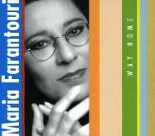 Maria Farantouri: Way Home, CD