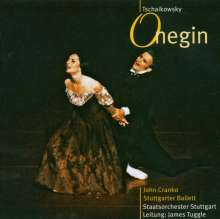 Peter Iljitsch Tschaikowsky (1840-1893): Onegin (Ballettmusik), 2 CDs