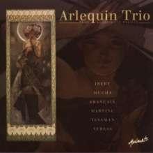 Arlequin Trio, CD