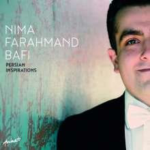 Nima Farahmand Bafi - Persian Inspirations, CD