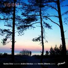 Gunta Cese - Visione! ..., CD