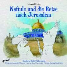 Naftule und die Reise nach Jerusalem, CD