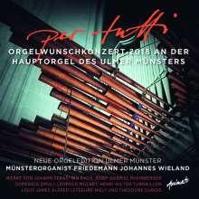 """Orgel-Wunsch-Konzert im Ulmer Münster - """"per tutti"""", CD"""