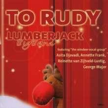 Lumberjack Bigband: To Rudy, CD