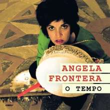 Angela Frontera (geb. 1965): O Tempo, CD