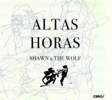 Shawn & The Wolf (Shawn Grocott & Wolfgang Meyer): Atlas Horas, CD