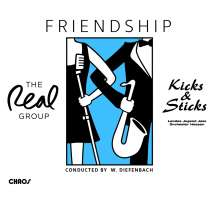 The Real Group: Friendship, CD