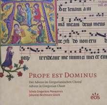 Prope Est Dominus, CD