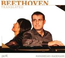 Ludwig van Beethoven (1770-1827): Transkriptionen für Klavier 4-händig, CD