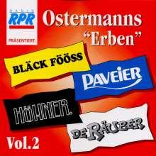 """Ostermanns """"Erben"""" Vol. 2, CD"""