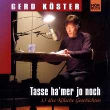 Tasse Ha'mer Jo Noch, CD