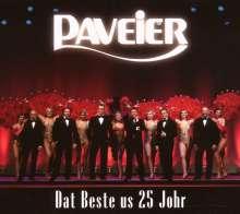 Paveier: Dat Beste us 25 Johr, 2 CDs