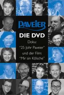 Doku: 25 Johr Paveier und..., DVD