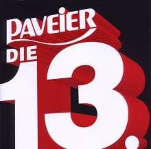 Paveier: Die 13., CD