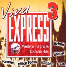 Viva Express 3, 2 CDs