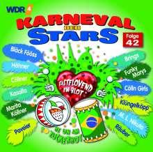 Karneval der Stars Folge 42, CD