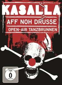 Kasalla: Aff noh drusse: Open-Air Tanzbrunnen, 2 DVDs