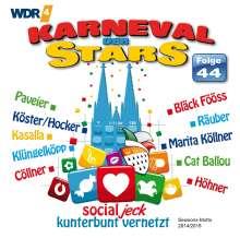 Karneval der Stars 44, CD