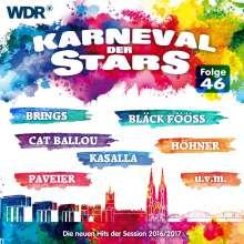 Karneval der Stars 46, CD