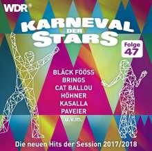 Karneval der Stars 47, CD