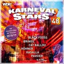 Karneval der Stars 48, CD