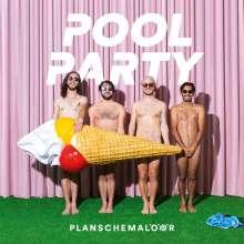 Planschemalöör: Poolparty, CD