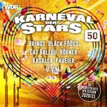 Karneval der Stars 50, CD