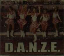 Funky Marys: D.A.N.Z.E., Maxi-CD