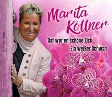 Marita Köllner: Dat wor en schöne Zick, Maxi-CD