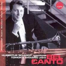 "Musik für Posaune & Klavier ""Bel Canto"", CD"