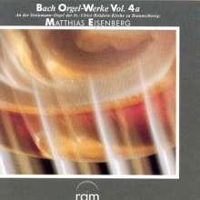 Johann Sebastian Bach (1685-1750): Orgelwerke Vol.4a, CD