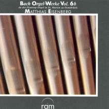 Johann Sebastian Bach (1685-1750): Orgelwerke Vol.6b, CD