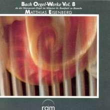 Johann Sebastian Bach (1685-1750): Orgelwerke Vol.8, CD