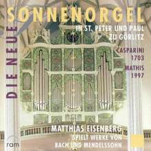 Die Sonnenorgel in St.Peter & Paul Görlitz, CD