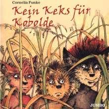 Funke,Cornelia:Kein Keks für Kobolde, 2 CDs