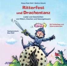 Wolf,Klaus-Peter:Ritterfest & Drachentanz, CD