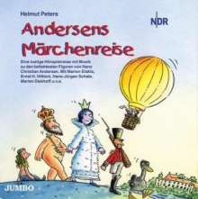 Andersens Märchenreise, Audio-CD, CD
