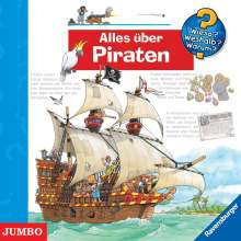 Alles über Piraten, Audio-CD, CD