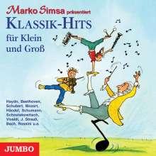 Marko Simsa präsentiert:Klassik-Hits für Groß und Klein, CD