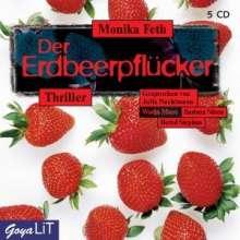 Der Erdbeerpflücker, 5 Audio-CDs, 5 CDs