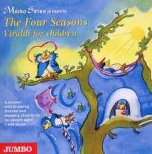 Marko Simsa: Four Seasons.Vivaldi Fo, CD