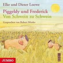 Piggeldy Und Frederick-Von Schwein Zu Schwein, CD