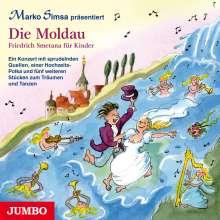 Die Moldau-Friedrich Smetena F, CD