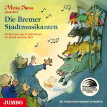 Die Bremer Stadtmusikanten, CD