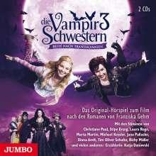 Die Vampirschwestern 3.Reise Nach Transsilvanien, 2 CDs