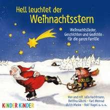 Hell leuchtet der Weihnachtsstern, CD